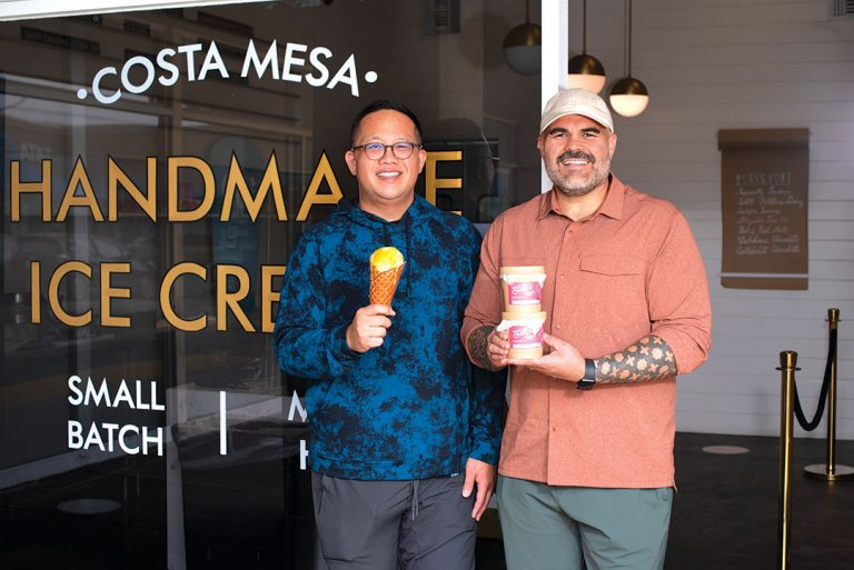 Q&A With the Co-Owners of Stella Jean's Ice Cream in Costa Mesa