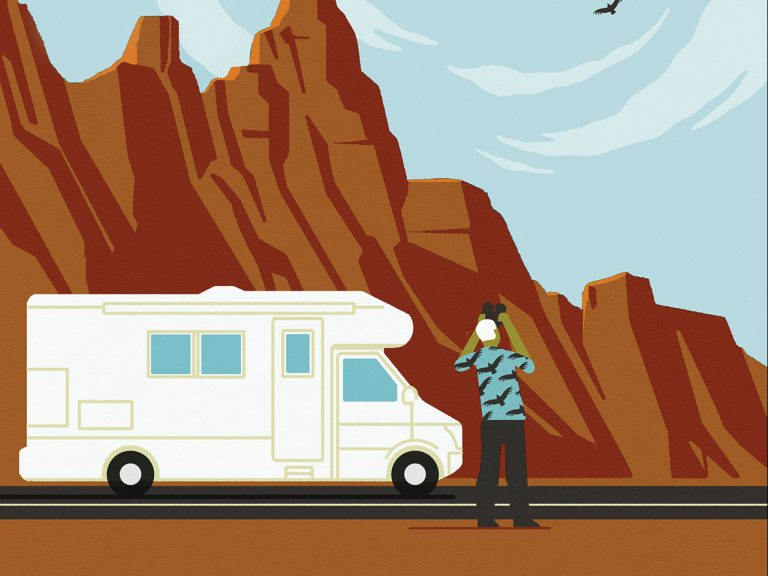 Field Notes from Our First RV Trip