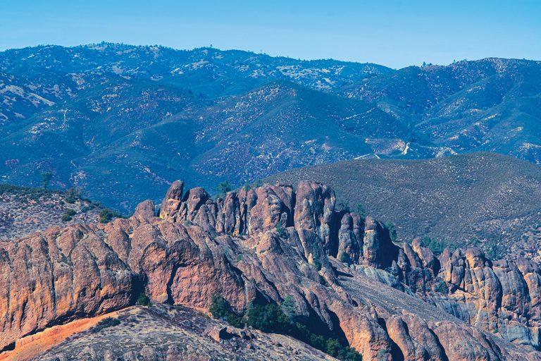 National Parks Near Orange County: Pinnacles