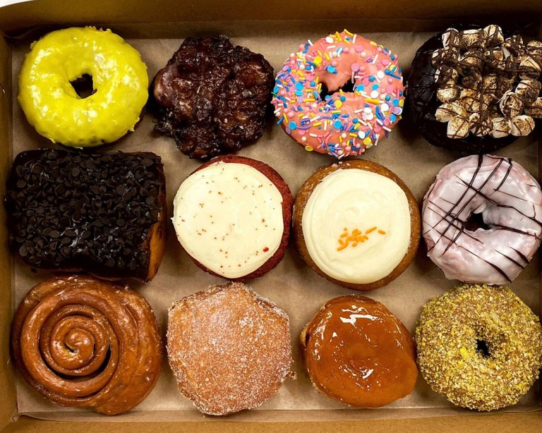 5 Places to Get Vegan Doughnuts in Orange County