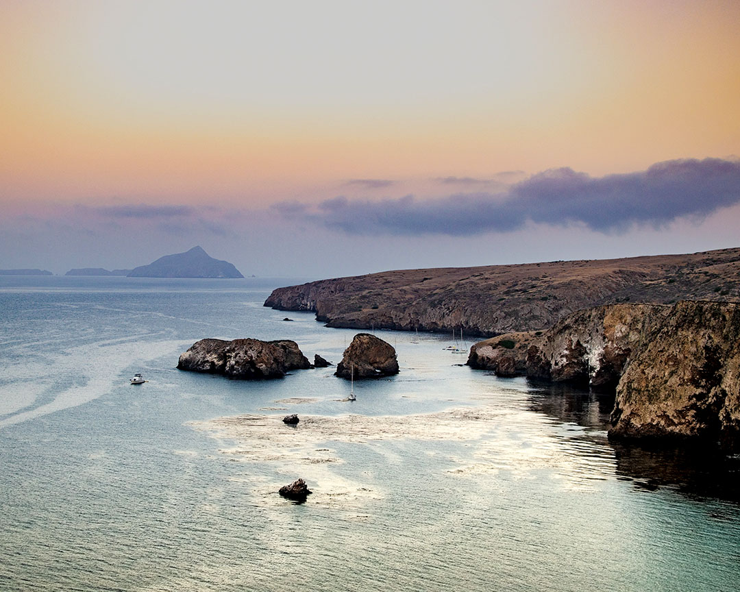 National Parks Near Orange County: Channel Islands
